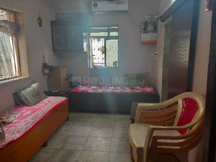 Living Room Image of 450 Sq.ft 1 BHK Apartment for rent in Bhayandar East for 12500