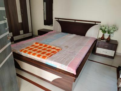 Gallery Cover Image of 950 Sq.ft 1 BHK Independent Floor for rent in Prahlad Nagar for 15000