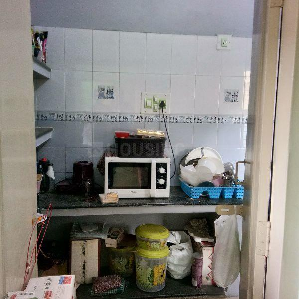 Kitchen Image of 500 Sq.ft 1 BHK Independent House for rent in Ulsoor for 14000