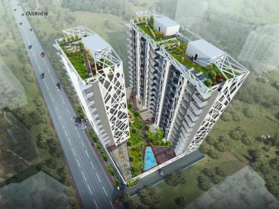 Gallery Cover Image of 841 Sq.ft 2 BHK Apartment for buy in Ekta Trinity, Santacruz West for 43000000