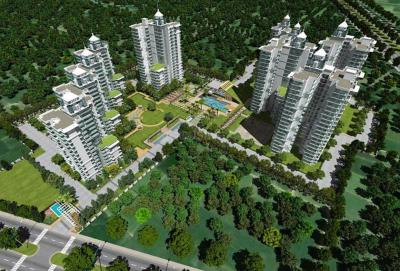 Gallery Cover Image of 1975 Sq.ft 3 BHK Apartment for buy in Spaze Privvy The Address, Sector 93 for 8800000