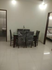 Gallery Cover Image of 1200 Sq.ft 3 BHK Apartment for rent in Kharar for 14000