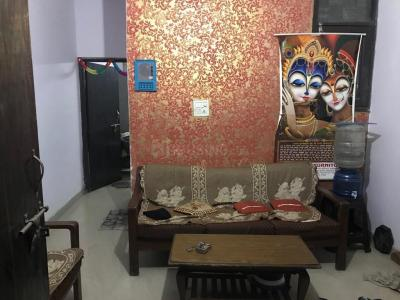 Gallery Cover Image of 800 Sq.ft 2 BHK Independent Floor for rent in Govindpuri for 15000