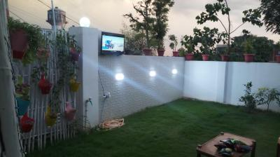 Gallery Cover Image of 900 Sq.ft 2 BHK Villa for rent in Trikuta Nagar for 18000