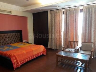 Gallery Cover Image of 1800 Sq.ft 3 BHK Independent House for rent in Saket for 27000