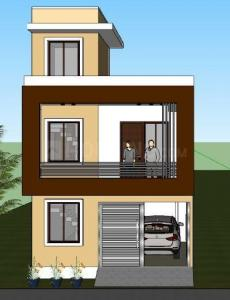 Gallery Cover Image of 1400 Sq.ft 3 BHK Villa for buy in  Gulawali Enclave, Sector 162 for 3600000