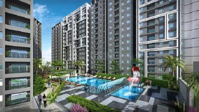 Gallery Cover Image of 2206 Sq.ft 4 BHK Apartment for buy in Casagrand Athens, Mogappair for 10478500