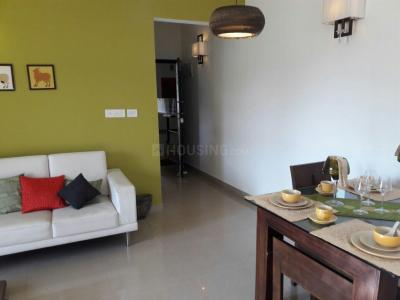 Gallery Cover Image of 3398 Sq.ft 3 BHK Apartment for buy in Vakil Garden City for 27100000