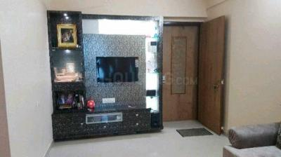 Gallery Cover Image of 570 Sq.ft 1 BHK Apartment for rent in Squarefeet Grand Square, Kasarvadavali, Thane West for 17200