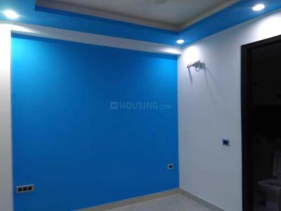 Gallery Cover Image of 500 Sq.ft 1 BHK Independent Floor for rent in Chhattarpur for 11000