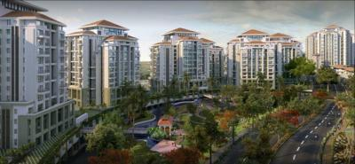 Gallery Cover Image of 1395 Sq.ft 3 BHK Apartment for buy in Skyi Songbirds Phase A, Bhugaon for 9700000