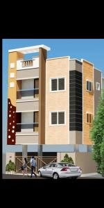 Gallery Cover Image of 1017 Sq.ft 2 BHK Apartment for buy in Choolaimedu for 8644438