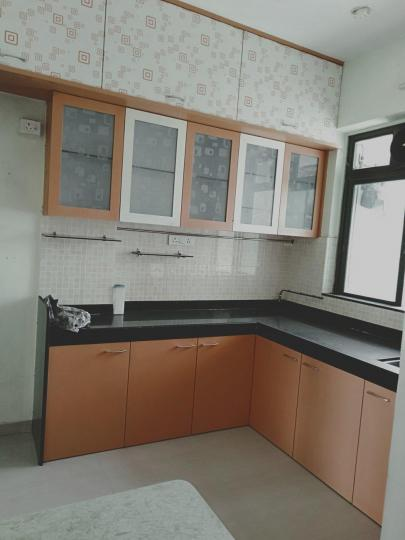 Kitchen Image of 1100 Sq.ft 2 BHK Apartment for rent in Mulund West for 38000