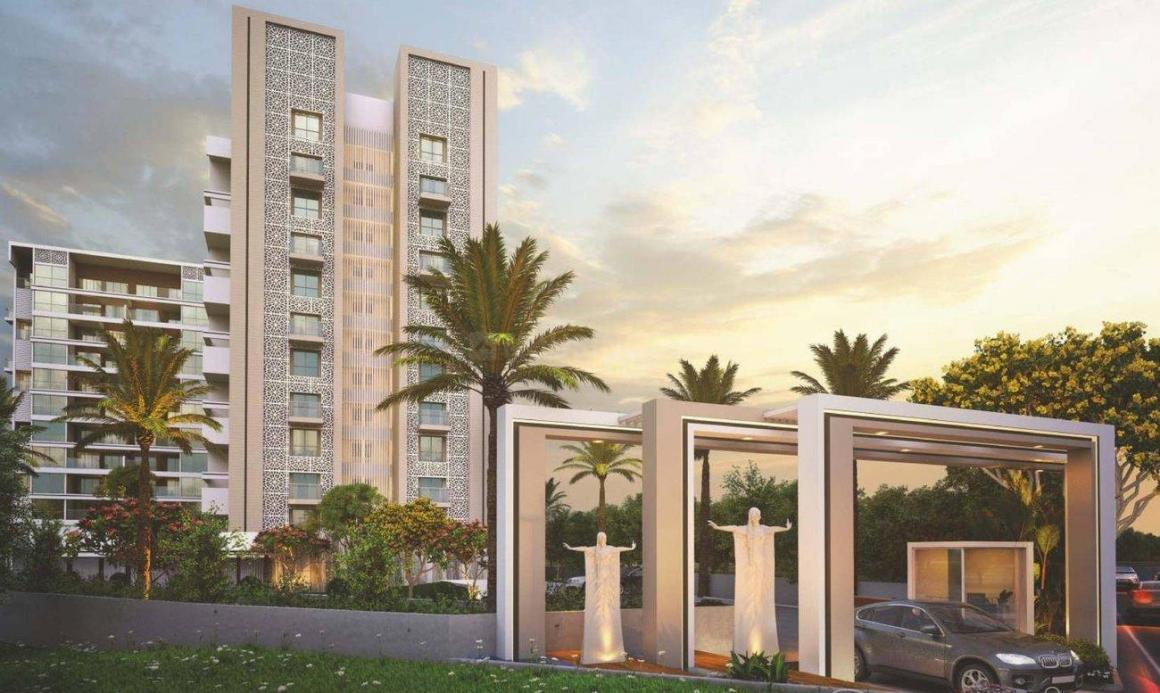 Building Image of 840 Sq.ft 1 BHK Apartment for buy in Wakad for 4900000