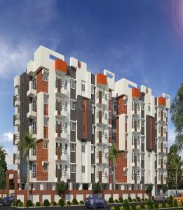 Gallery Cover Image of 1108 Sq.ft 3 BHK Apartment for buy in Bamunimaidam for 5401500