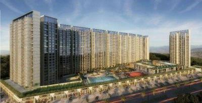 Gallery Cover Image of 1645 Sq.ft 3 BHK Apartment for buy in Akshar Green World, Dighe for 17000000