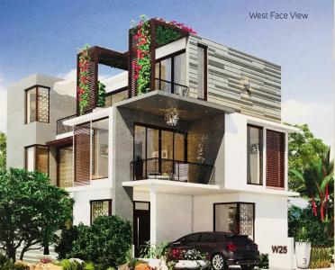 Gallery Cover Image of 2830 Sq.ft 3 BHK Villa for buy in Kompally for 18400000