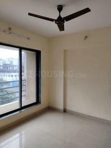 Gallery Cover Image of 650 Sq.ft 1 BHK Apartment for rent in Kasarvadavali, Thane West for 10000