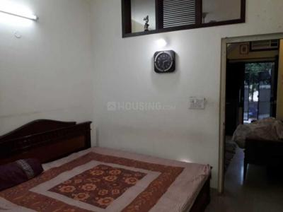 Gallery Cover Image of 550 Sq.ft 1 BHK Independent Floor for rent in Said-Ul-Ajaib for 10000