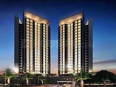 Gallery Cover Image of 526 Sq.ft 1 BHK Apartment for buy in Kanakia Zenworld Phase I, Kanjurmarg East for 13500000