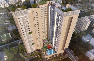 Gallery Cover Image of 601 Sq.ft 1 BHK Apartment for buy in Vikhroli West for 9276000