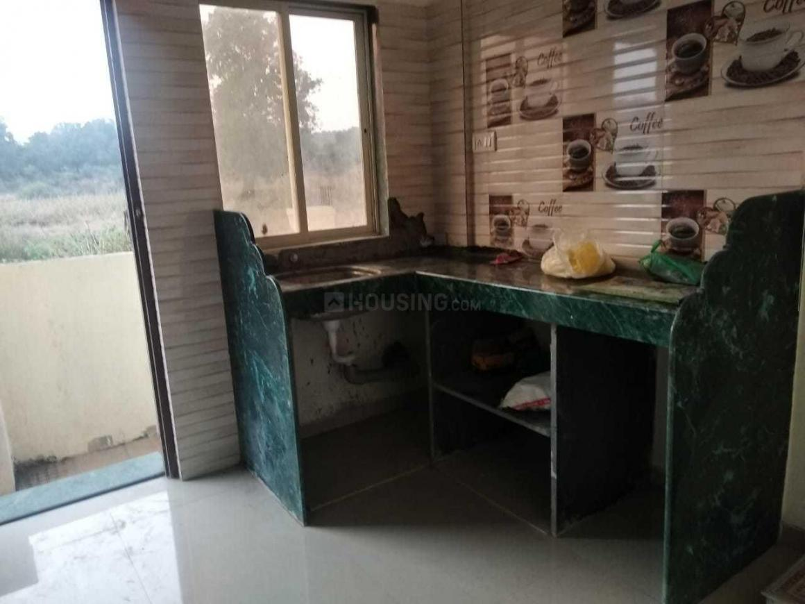 Kitchen Image of 650 Sq.ft 1 BHK Independent House for buy in Neral for 1750000