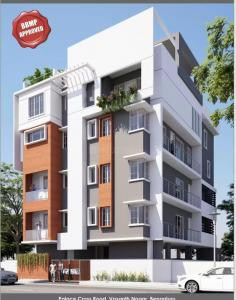 Gallery Cover Image of 2105 Sq.ft 3 BHK Apartment for buy in Vasanth Nagar for 25260000