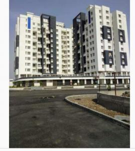 Gallery Cover Image of 1100 Sq.ft 3 BHK Apartment for rent in Dhanori for 32000