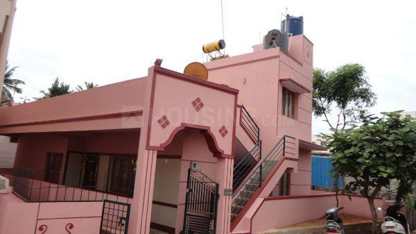 Building Image of 2000 Sq.ft 3 BHK Independent House for rent in Bagalakunte for 25000