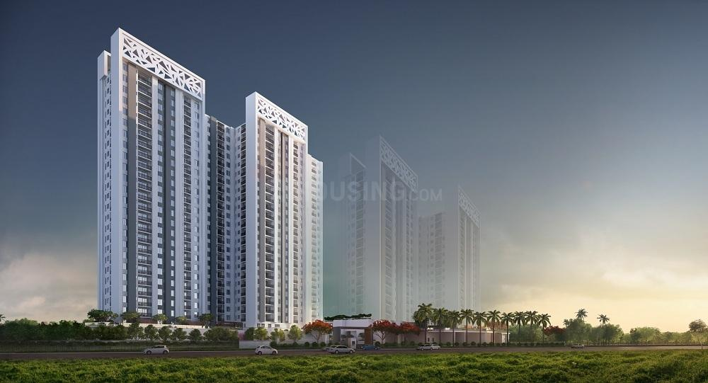 Building Image of 724 Sq.ft 2 BHK Apartment for buy in New Town for 4082400