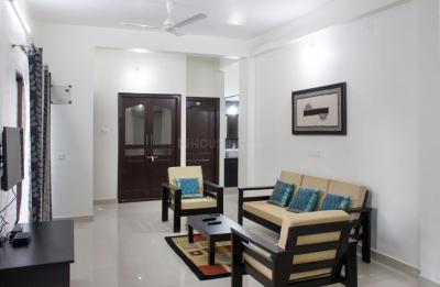 Living Room Image of PG 4643523 Hebbal in Hebbal