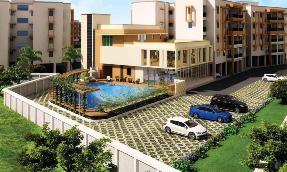 Building Image of 1208 Sq.ft 3 BHK Apartment for buy in Selvapuram South for 5708000