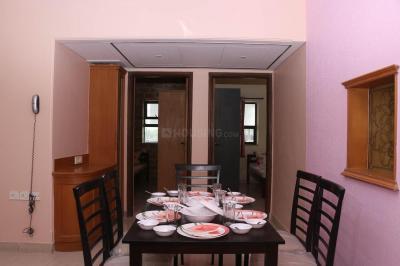 Dining Room Image of PG 4643841 Wadala in Wadala