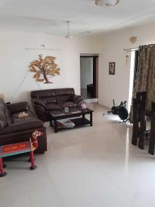 Gallery Cover Image of 1900 Sq.ft 3 BHK Apartment for rent in Wakad for 30000