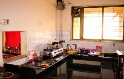 Kitchen Image of Santosh Tiwari's Nest in Bhandup West