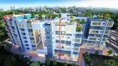 Gallery Cover Image of 1348 Sq.ft 3 BHK Apartment for buy in Indicon Neer Apartment, Garia for 6874001