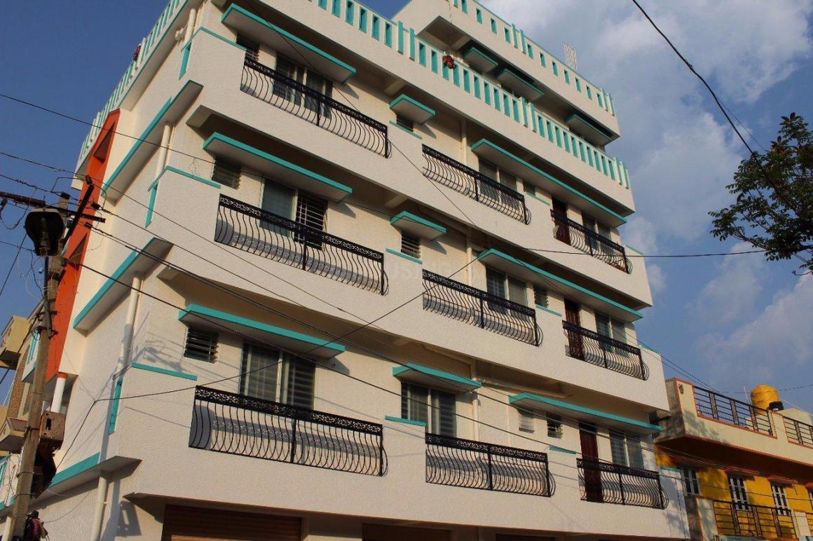 Building Image of 650 Sq.ft 1 BHK Independent Floor for rent in Battarahalli for 7000
