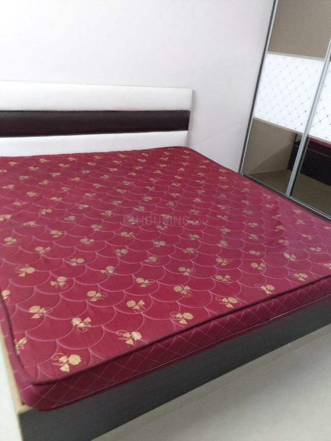 Bedroom Image of 600 Sq.ft 1 BHK Apartment for rent in Bolarum for 17000