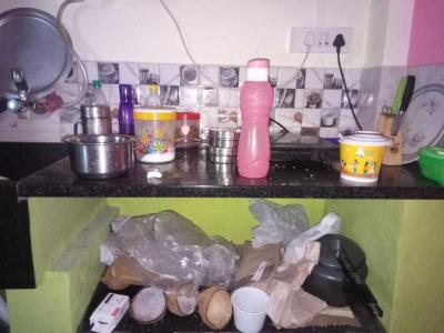 Kitchen Image of Ammus PG in JP Nagar