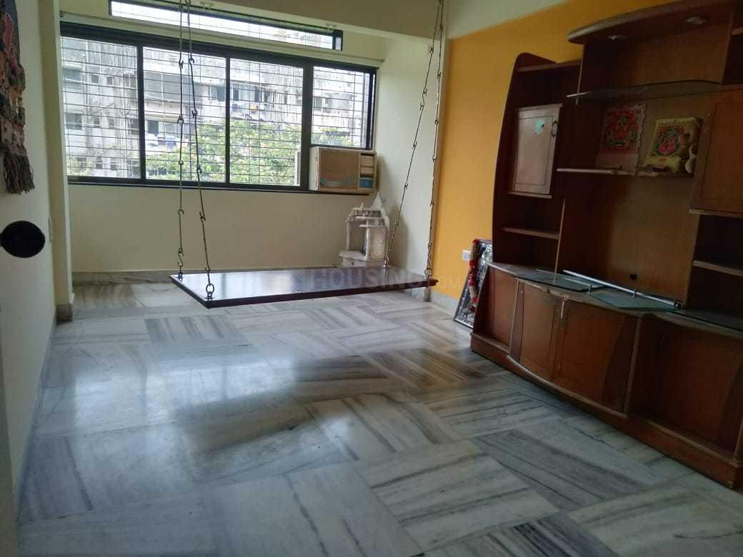 Living Room Image of 1200 Sq.ft 3 BHK Apartment for rent in Borivali West for 42000
