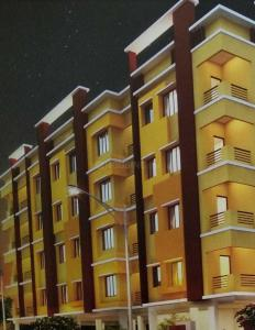 Gallery Cover Image of 1049 Sq.ft 3 BHK Apartment for buy in New Barrakpur for 2198000