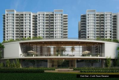 Gallery Cover Image of 2072 Sq.ft 3 BHK Apartment for buy in Sobha International City- Presidential Villa, Sector 109 for 21000000
