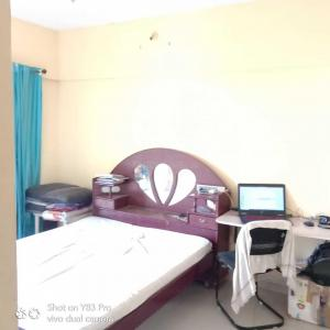 Gallery Cover Image of 710 Sq.ft 1 BHK Apartment for rent in Aurum, Mira Road East for 15000