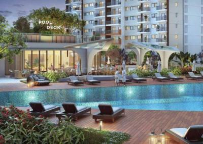Gallery Cover Image of 1045 Sq.ft 2 BHK Apartment for buy in Shapoorji Pallonji Bavdhan, Bavdhan for 6100000