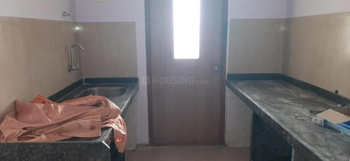 Kitchen Image of 910 Sq.ft 2 BHK Apartment for rent in Palava Phase 1 Usarghar Gaon for 15000