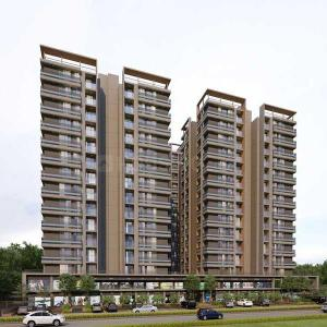 Gallery Cover Image of 1550 Sq.ft 3 BHK Apartment for buy in SS Kaveri Soham Vistara, Bopal for 6300100
