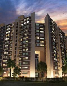 Gallery Cover Image of 1500 Sq.ft 3 BHK Apartment for buy in Mohammed Wadi for 9400000
