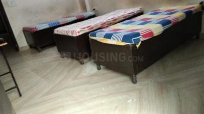 Bedroom Image of Girls PG In Noida Sector 16 Walking Metro Station. in Sector 18