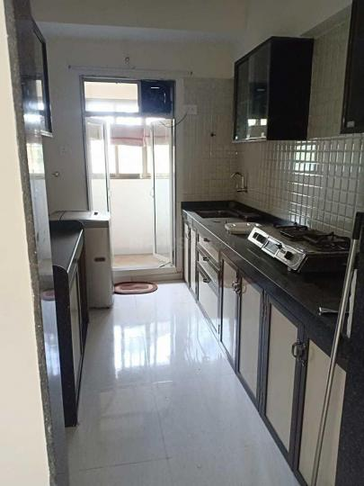 Kitchen Image of 1200 Sq.ft 3 BHK Independent House for rent in Santacruz East for 60000