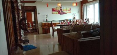 Gallery Cover Image of 1690 Sq.ft 3 BHK Apartment for rent in Nerul for 85000
